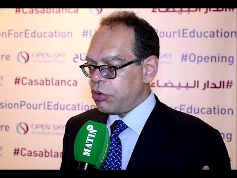 Video : Open Sky international s'implante au Maroc