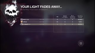 Insurection Prime [3 Man] Moonlight Dreamers Clan Raid