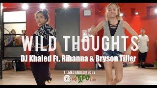 DJ Khaled Feat. Rihanna & Bryson Tiller - JR Taylor Choreography