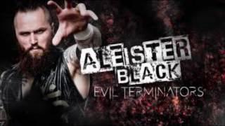 "WWE Aleister Black 1st Theme ""Evil Terminators"" (HQ)"