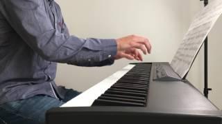 City of stars - La La Land - Piano cover