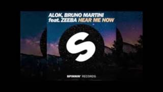 Alok, Bruno Martini - Hear Me Now - [Audio]