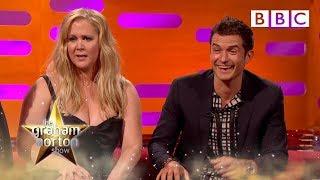 Amy Schumer, John Boyega & Orlando on dating fails   The Graham Norton Show - BBC