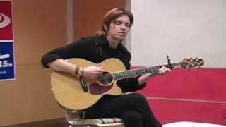 Wherever You Will Go - Alex Band  at FM 100 Memphis