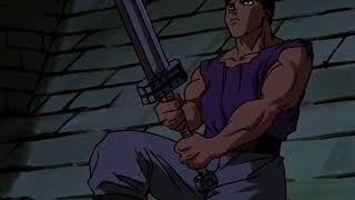 Berserk Man's Long Sword