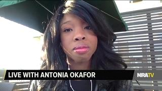 Stinchfield | Antonia Okafor: Resisting Victimhood Mentality - 3/14/17