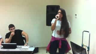 Marika Cecere-Sala Prove(Euphoria)