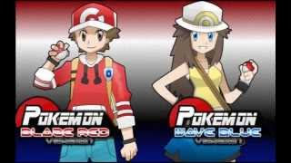 Pokémon Blaze Red & Wave Blue - Champion Green Battle Music