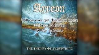 Ayreon-The Blackboard, Lyrics and Liner Notes