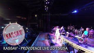 ZOUK - KASSAV' LIVE PROVIDENCE 2015 USA - Oulé