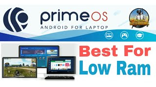 Prime Os First Look , Best For low ram Pc , Latest Android os for pc