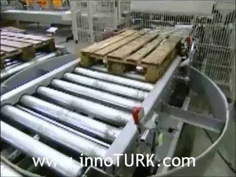 Palet Konveyör Sistemleri - innoTURK