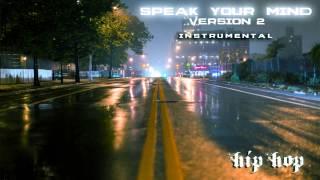 Hip Hop Instrumental - The Enigma TNG - Speak Your Mind Version 2