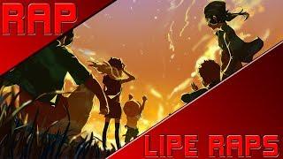 Rap dos Guerreiros Lendários//(Digimon Frontier 4)//Feat Descrição//(Lipe Raps)