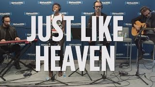 """Fitz and the Tantrums """"Just Like Heaven"""" (The Cure cover) // SiriusXM // Alt Nation"""