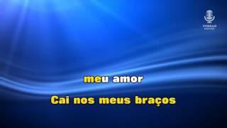 ♫ Karaoke CAI NOS MEUS BRAÇOS - Bandalusa