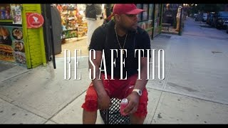 "Dios Moreno - ""Be Safe Tho"" (Music Video) Prod By John Da Great"