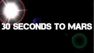 30 Seconds to Mars - Oblivion - w/Lyrics