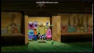 YTP Spongebob sings WWE Rob Van Dam's Theme Song
