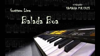 Gusttavo Lima - Balada Boa (KEYBOARD)