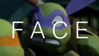 Learn the alphabet with Donnie (TMNT 2012)