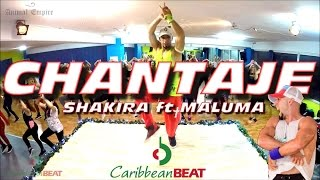 Chantaje - Shakira & Maluma ft Saer Jose