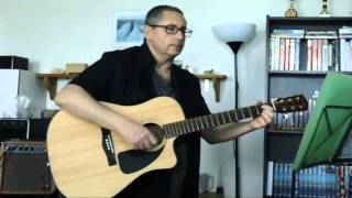 Roger Hodgson Supertramp Give a Little Bit by (Cover)