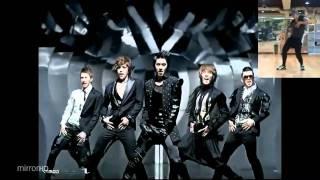 MBLAQ - Oh Yeah mirrored Full Dance