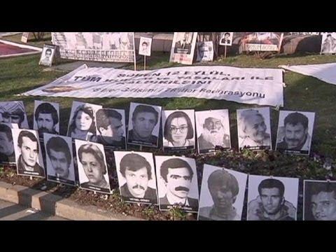 Türkiye'de tarihi gün: 12 Eylül darbecileri yargı önünde