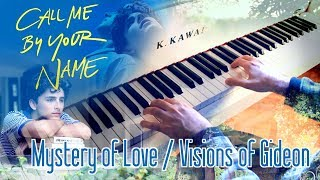 🎵 Mystery of Love / Visions of Gideon (Call Me by Your Name) ~ Piano arr. w/ Sheet music!
