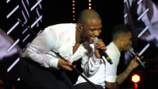 JLS - Only Making Love - Greatest Hits Tour Cardiff 18/12/13 HQ
