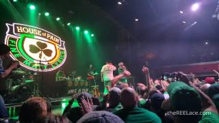 "House of Pain ""Jump Around"" Live in Boston on St. Patrick's Day"
