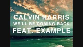 Calvin Harris ft. Example - We'll Be Coming Back (8bit cover)