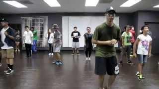 """PD2dance Workshop l SPZRKT & Sango """"How Do You Love Me"""" Choreography"""