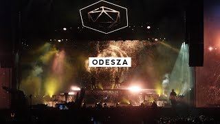 ODESZA LIVE at Lollapalooza 2018 - Falls