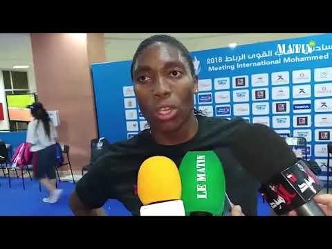 Video : Semenya Caster réalise la meilleure performance mondiale sur 1.000m