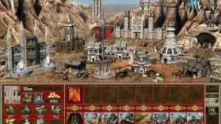 Heroes of Might and Magic III: Stronghold theme by Paul Romero