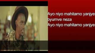 Amahitamo by social mula (lyrics ) new rwandan music 2016 width=