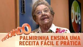 Fofocando (15/09/16) - Palmirinha dá receita exclusiva com macarrão instatâneo