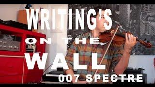 Writing's On The Wall - Sam Smith [VIOLIN COVER] from  Spectre