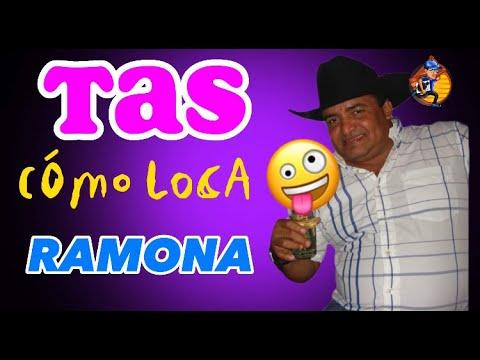 Tas Como Loca Ramona de Vitico Castillo Letra y Video