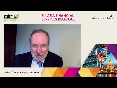Keynote Address by Sean Berrigan, Director General, DG FISMA, European Commission