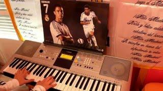 Himno de la Décima - Real Madrid (Piano Cover)