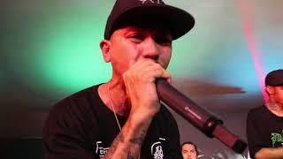 Abra - Cerberus ft. Loonie & Ron Henley (Live Perfromance @DMDM33)