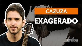 Videoaula Exagerado (violão completa)