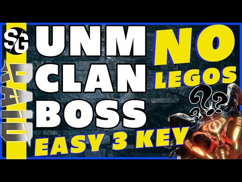 RAID SHADOW LEGENDS | 3KEY UNM CB NO LEGOS NO UNKILLABLE | ULTRA NIGHTMARE CLAN BOSS