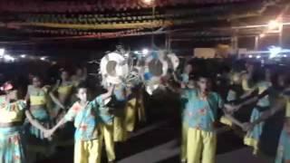 Dança do carimbó da Escola João Possedome