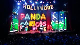 Festival Panda e os Caricas este Natal 16/12/2017