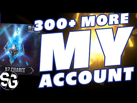 LAST DAY 2X |  300+ MORE MY ACCOUNT. WARCHIEF | RAID SHADOW LEGENDS SUMMONS 2X ANCIENT