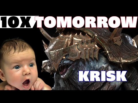 10x KRISK the AGELESS! Tomorrow Raid Shadow Legends boosted summons